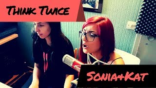 Céline Dion - Think twice cover by Sonia&Kat
