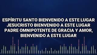 Bienvenido Espíritu Santo - Miel San Marcos (Karaoke)