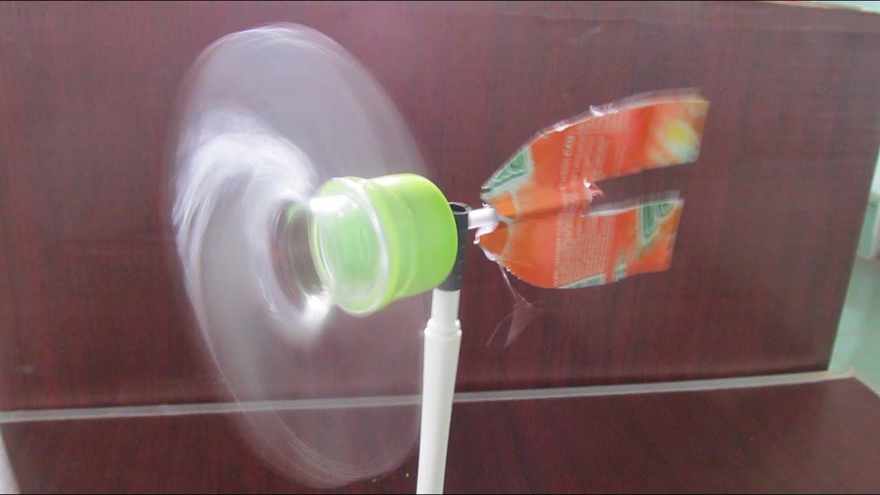 Popolare Come fare una girandola | bottiglia di plastica | Giocattolo  TM98