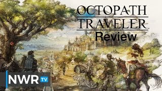 Octopath Traveler (Switch) Review (Video Game Video Review)