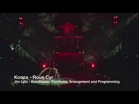 Cyr Wheel - Cirque du Soleil - Kooza Bandleader
