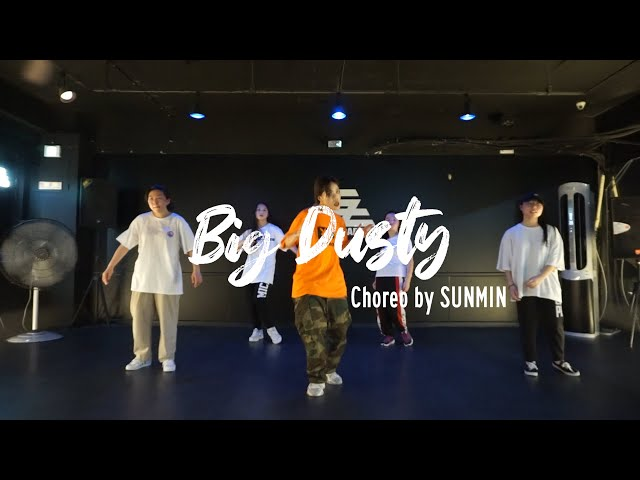 EZDANCE I 잠실점 I 이지댄스 I Joey Bada$$ - Big Dusty I HIPHOP I Choreo by SUNMIN