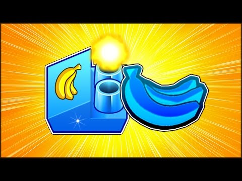 WORLD RECORD -- THE FIRST EVER DIAMOND BANANAS (Bloons TD Battles Hack / Diamond Projectiles Mod)