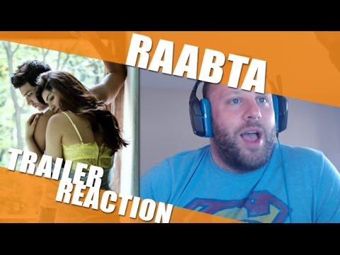Raabta Trailer Reaction - You guys up for a Magadheera Remake?