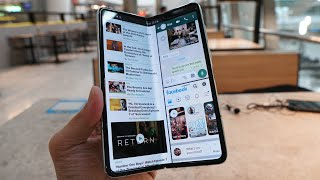 Galaxy Fold (Retail Unit): Real World Use Impressions!