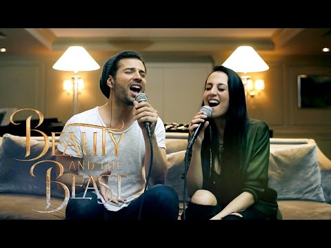 Ariana Grande and John Legend Beauty and the Beast Cover by Mayré and Rafael de la Fuente