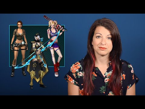 All the Slender Ladies: Body Diversity in Video Games