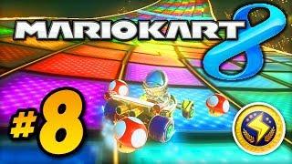 Mario Kart 8 GAMEPLAY - Part #8 w/ Ali-A! - Lightning Cup 150cc (MK8 Wii U)
