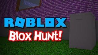HIDE!!! - Blox Hunt (ROBLOX)
