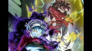 Dragon Ball Heroes Capitulo 2 - Saiyajin Malvado Vs Vegetto Blue
