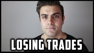 THAT TIME I LOST A MASSIVE TRADE [Learning from Losing Trades]