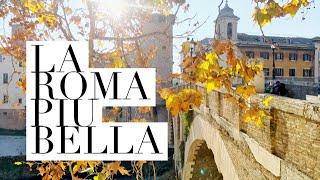 VLOGMAS 3! La Roma piú bella