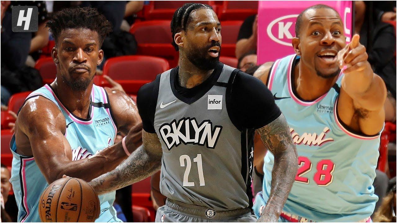 Brooklyn Nets Vs Miami Heat Full Game Highlights