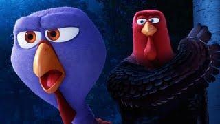 Free Birds Trailer 2013 Movie Owen Wilson - Official [HD]