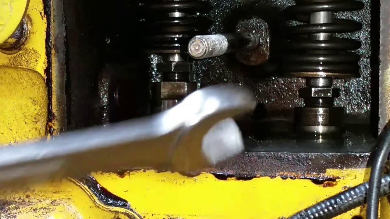 How to adjust valve on a Kohler engine #Smallenginenation