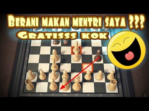 Trik Pembukaan Catur Untuk Menang Cepat 1 | Gambit stafford Untuk anda memegang buah hitam maka perangkap catur yang....