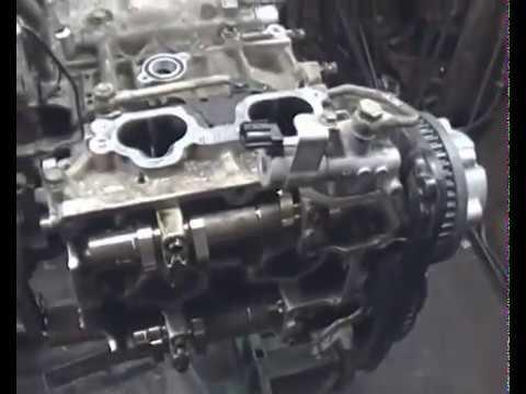 Теория ДВС: Разборка и дефектовка Subaru Forester 2.0