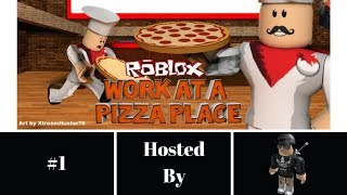 YOUR DREAM JOB IN ROBLOX!!!| Work at a Pizza Place|#1