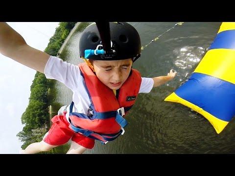 GoPro: Summer Camp Kids Take on 'The Blob'