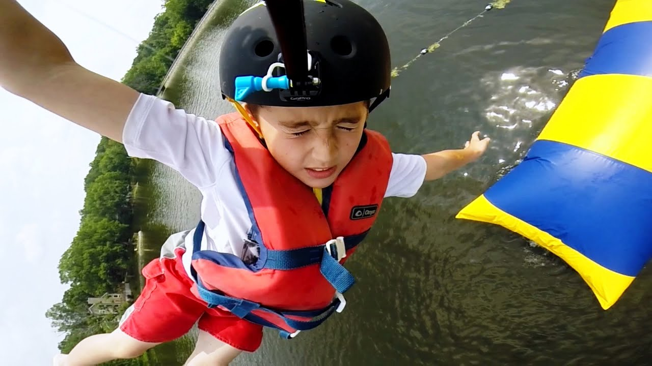 GoPro: Summer Camp Kids Take on 'The Blob'