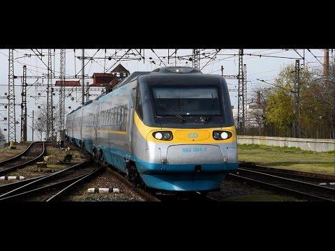 Kolejowa Praga / Railway in Prague