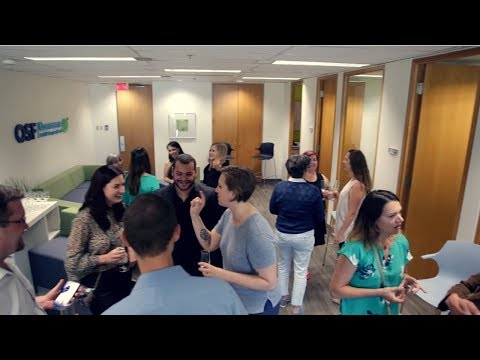 New OSF Office in Montreal - Opening Ceremony