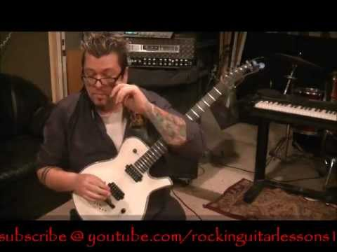 Van Halen Jump Guitar Lesson By Mike Gross How To Play Tutorial Youtube
