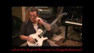 How to play Jump by Van Halen on guitar by Mike Gross