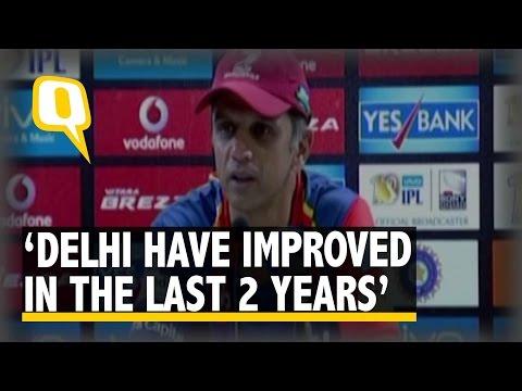 The Quint: Youngsters Will Have to Learn to Perform Consistently: Dravid