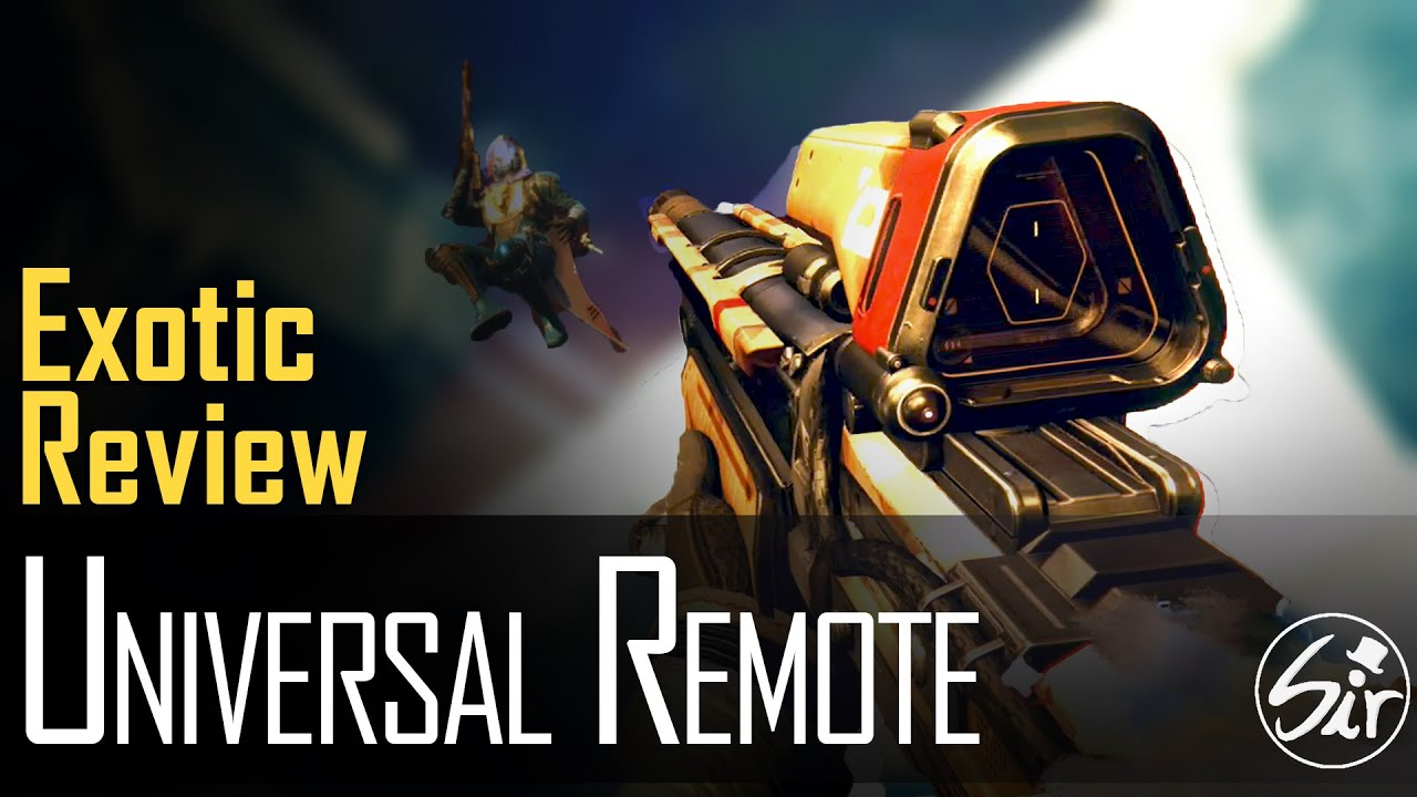 Universal Remote Review - Fully Upgraded (Year 1 version ...