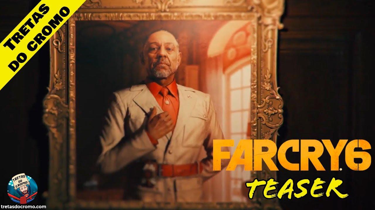 Far Cry 6 recebe novo teaser