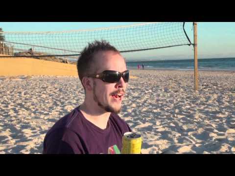 Rockstar Recovery Lemonade Taste Test