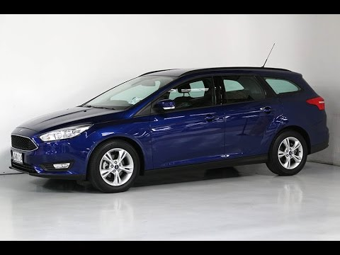 2016 ford focus trend station wagon - team hutchinson ford - youtube