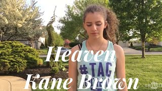 Heaven- Kane Brown (ASL COVER) Mp3