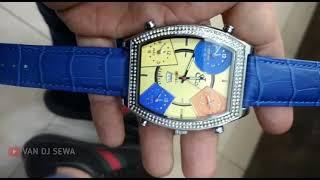 4 Luxury Watches For Men in 2021