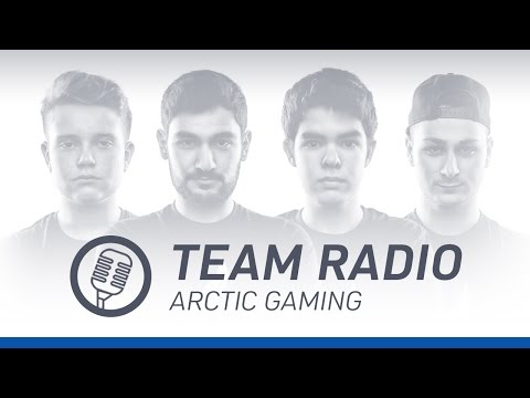 Team Radio Arctic: ''Damos más espectáculo que Heretics y Giants''