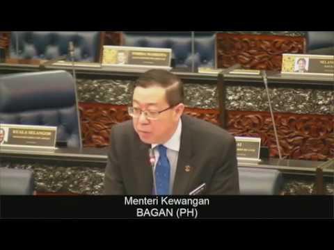 Hutang 1MDB: KJ, Ka Siong 'terduduk' dengar jawapan Guan Eng