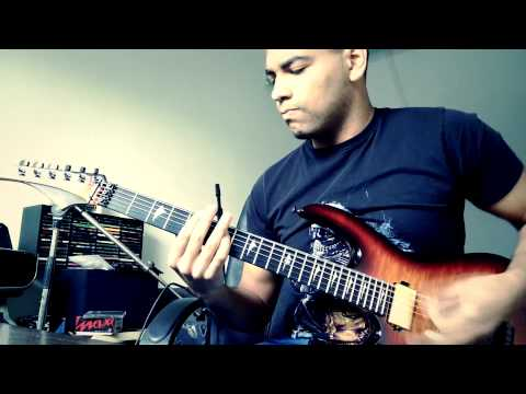 "Mendel (ABORTED) ""Excremental Veracity"" (Guitar Playthrough + Tab Download)"