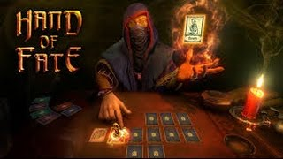 Hand of fate gameplay pc - LONGEST GAME EVER!!!