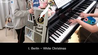 화이트 크리스마스 White Christmas 재즈버전…