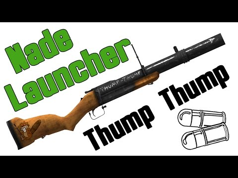 Fallout New Vegas: How to get Thump Thump (Unique Grenade Launcher) Location