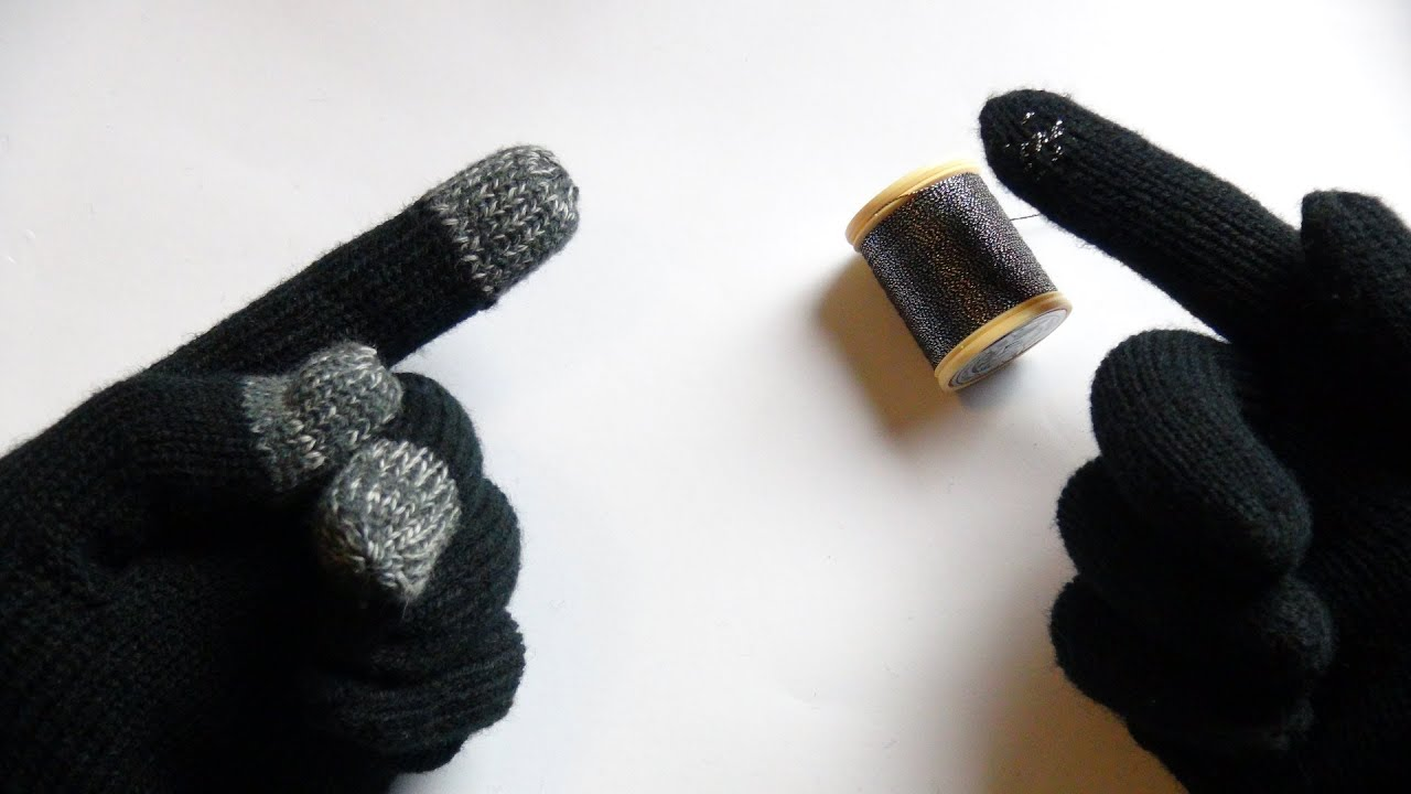 Leather gloves that work with iphone - Making Gloves Work On Touchscreen