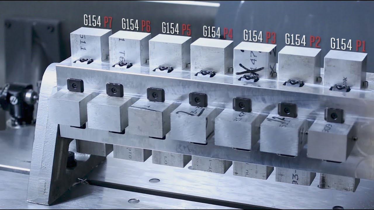 Reduce Cycle Time with a Multi-Part Fixture on the Haas UMC