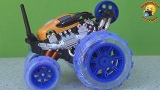 Машина перевертиш огляд іграшки