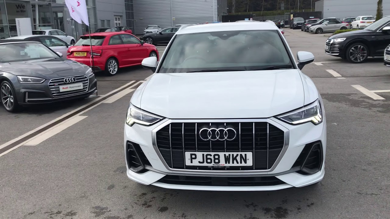 Blackburn Audi Q11 TFSI S LINE PJ11 WKN | blackburn audi used cars