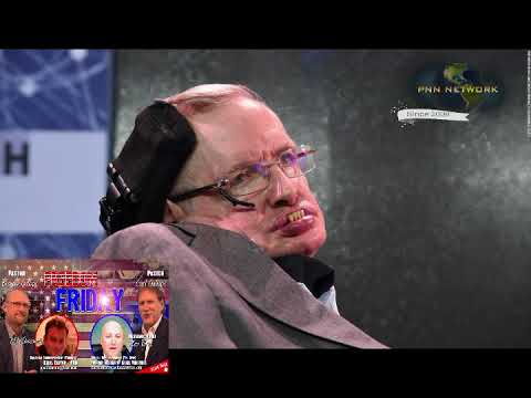 Stephen Hawking Kept Alive by Demons? Listen to THIS!