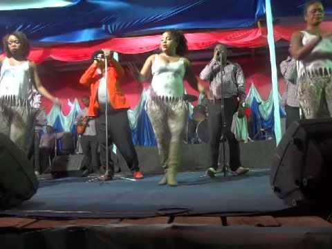 Concert JB Mpiana à Bujumbura Burundi
