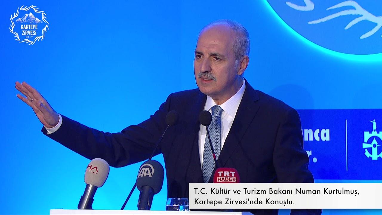 Numan Kurtulmuş Kartepe Zirvesi 2017-6
