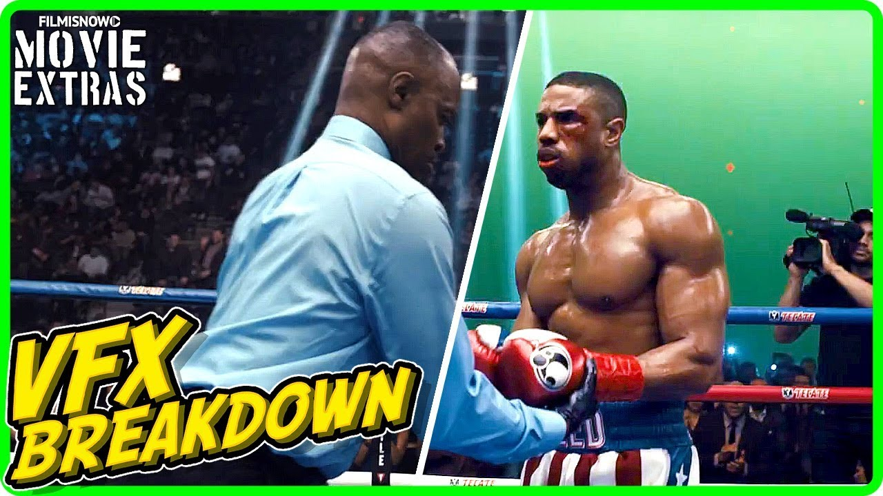 CREED 2 | VFX Breakdown by ZERO VFX (2018)