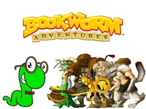 Bookworm Adventures Vol. 1 - All Boss Battles in Adventure Mode